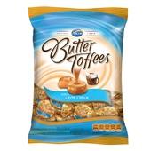 Bala Butter Toffees Leite 100g PT 1 UN Arcor