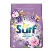 Sabão em Pó Flor de Cerejeira e Lavanda 1kg 1 UN Surf