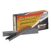 Grampo Galvanizado 26/6 CX 5000 UN Grampline