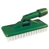 Escova para Suporte Limpa Tudo Macia Verde SE70VD 1 UN Bralimpia