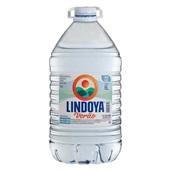 Água Mineral sem Gás Verão Galão 6L 1 UN Lindoya