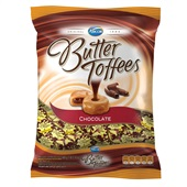 Bala Butter Toffes Chocolate 600g PT 1 UN Arcor