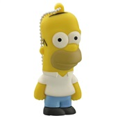Pen Drive Os Simpsons Homer 8GB USB 2.0 PD070 1 UN Multilaser