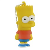 Pen Drive Os Simpsons Bart 8GB USB 2.0 PD071 1 UN Multilaser