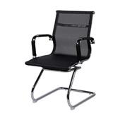 Cadeira Fixa Charles Eames em Tela Mesh Base S Preta OR Design
