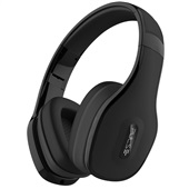Headphone Over Ear com Microfone Bluetooth e Conector P2 Preto PH147 Pulse