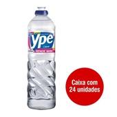 Detergente Líquido 500ml Clear CX 24 UN Ypê