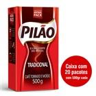 Café em Pó Tradicional 500g cada CX 20 PT Pilão