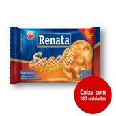 Biscoito Snacks Salgados Sachê de 5g CX 180 UN Renata