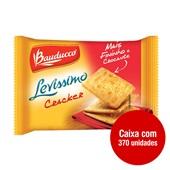Biscoito Cream Cracker Levíssimo Sachês 8,5g CX 370 UN Bauducco