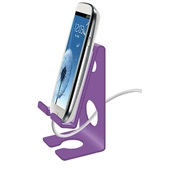 Suporte para Smartphone Celular Lilás Acrimet