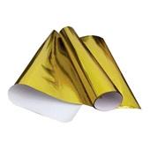 Papel Laminado Ouro 48x60cm 40 UN VMP