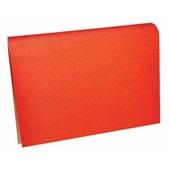 Papel Microondulado Vermelho 50x80cm 10 FL VMP