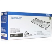 Toner Preto TN2370 1 UN Brother