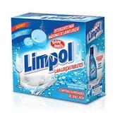 Detergente em Tabletes para Máquina de Lavar Louça 500g 1 UN Limpol