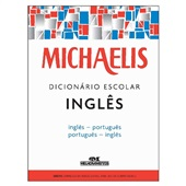 Dicionário Escolar Inglês Português 1 UN Michaelis