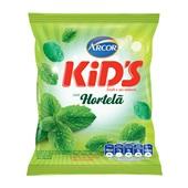 Bala Hortelã Kids 150g PT 1 UN Arcor