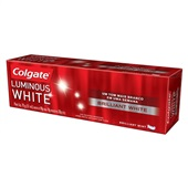 Creme Dental Luminous White 70g 1 UN Colgate