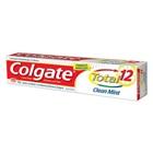 Creme Dental Total 12 Clean Mint 90g Colgate