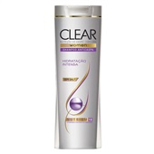 Shampoo Anticaspa Feminino Hidratação Intensa 200ml 1 UN Clear