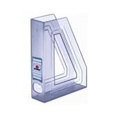 Porta Revista Cristal 7x22x29cm 276 1 UN Acrimet