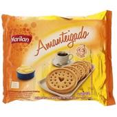 Biscoito Amanteigado 330g PT 1 UN Marilan