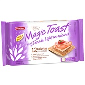 Torrada Magic Toast Light 144g PT 1 UN Marilan