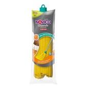 Refil Mop Esfregão Limpa Tudo Amarelo 1 UN Bettanin