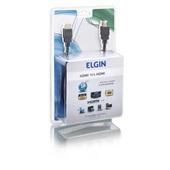 Cabo HDMI 1.4 10m Preto 46RCHDMI10MT 1 UN Elgin