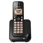 Telefone sem Fio com Bloqueador de Chamadas Preto KX-TGC350LBB Panason