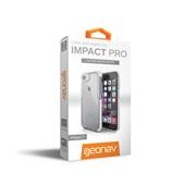 Capa para iPhone 7 e 8 Impact Pro Flexível Branco 1 UN Geonav