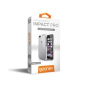 Capa para iPhone 7 e 8 Plus Impact Pro Flexível Branco 1 UN Geonav