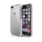 Capa para IPhone 7 e 8 Plus Impact Pro Flexível Branco Geonav