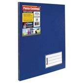 Pasta Catálogo Ofício com 25 Envelopes Azul Royal 247x325mm 1 UN Chies
