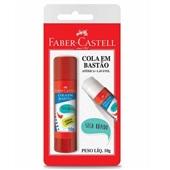 Cola Bastão 10g Blister 1 UN Faber Castell