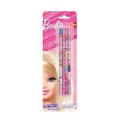 Lápis Preto N.2 Barbie Redondo com Borracha 4 UN Tris