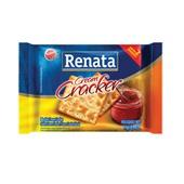 Biscoito Cream Cracker 2x2 CX 180 UN Renata