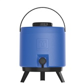 Garrafão Térmico com Alça e Torneira 8 Litros Azul 1 UN Termolar