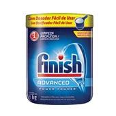 Detergente para Máquina de Lavar Louça Black Star em Pó 1Kg 1 UN Finish