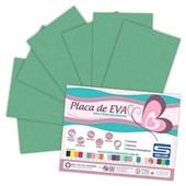 Folha de E.V.A Verde 40x60cm 10 UN Seller