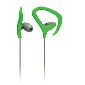 Fone de Ouvido Auricular Fitness Verde PH165 1 UN Multilaser