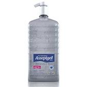 Álcool Gel para Mãos Antisséptico 1,7Kg 1 UN Asseptgel