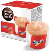 Cápsula Nescafé Dolce Gusto Nescau 256g CX 16 UN Nestle