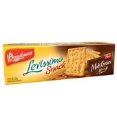 Biscoito Snack Multigrãos 130g PT 1 UN Bauducco