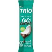 Barra de Cereais Coco com Chocolate 20g PT 1 UN Trio