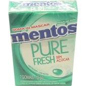 Goma de Mascar Flip Pure Fresh Wintergreen 10,5g 1 UN Mentos