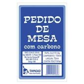Bloco Pedido Mesa com Carbono 50x2 FL São Domingos