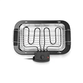 Churrasqueira Elétrica Gourmet 1800W 127v Preto Multilaser