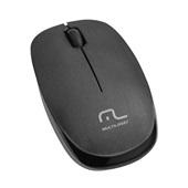 Mouse sem Fio 2.4Ghz 1200 Dpi USB Preto MO251 1 UN Multilaser