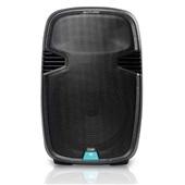 Caixa de Som Portátil Amplificadora Trolley Bluetooth 300W RMS SP220 Multilaser